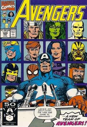 Avengers (1963-1996)#329B