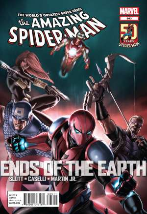 Amazing Spider-Man (1999-2014)#683A