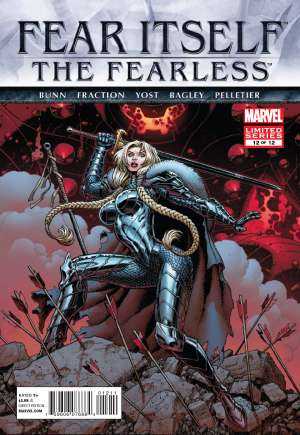 Fear Itself: The Fearless#12