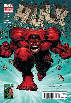Hulk (2008-2012)#50B