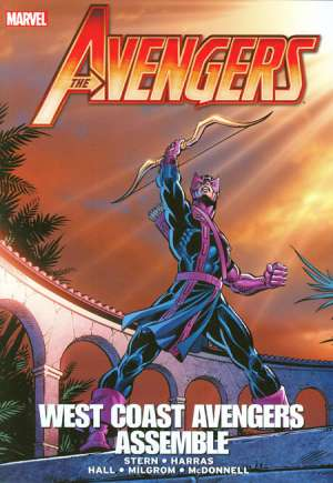Avengers: West Coast Avengers Assemble (2010) #TP