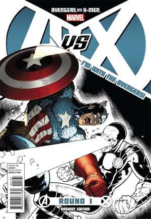 Avengers vs. X-Men (2012)#1C