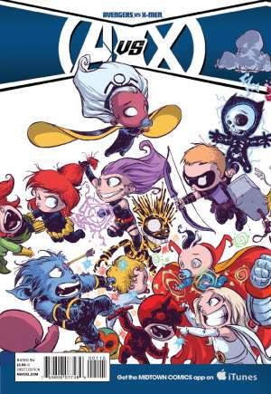 Avengers vs. X-Men (2012)#1E