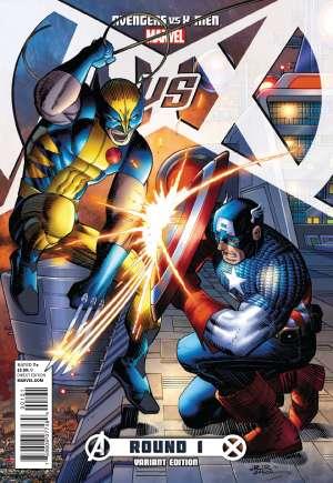 Avengers vs. X-Men (2012)#1F