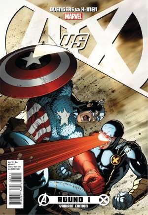 Avengers vs. X-Men (2012)#1L