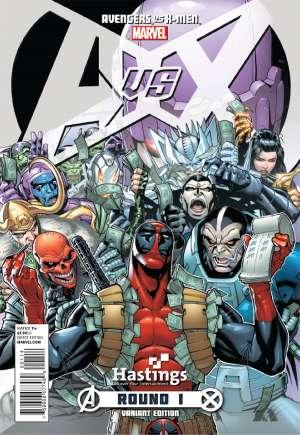 Avengers vs. X-Men (2012)#1O