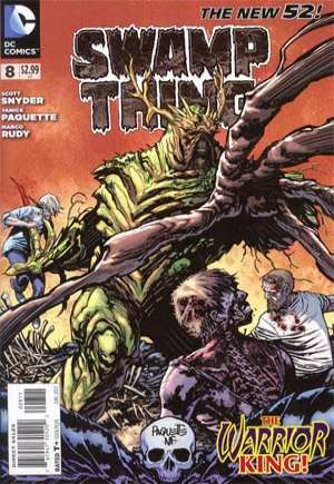 Swamp Thing (2011-2015)#8A