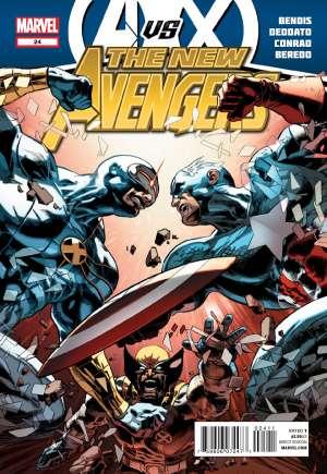 New Avengers (2010-2013)#24A
