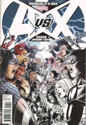 Avengers vs. X-Men (2012)#1H