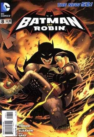 Batman and Robin (2011-2015)#8