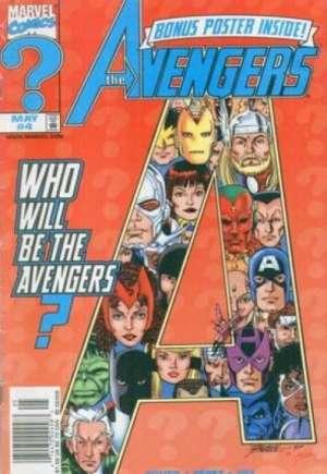 Avengers (1998-2004)#4A