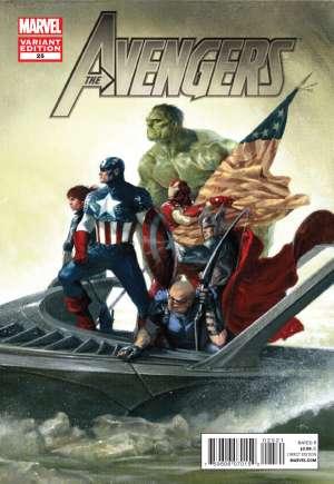 Avengers (2010-2012)#25B