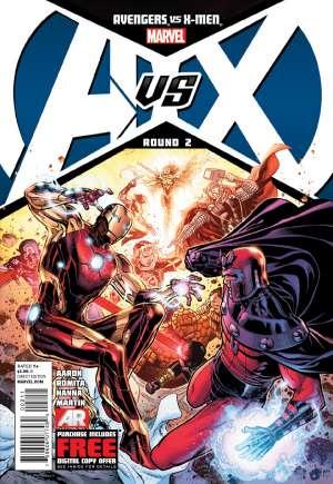 Avengers vs. X-Men (2012)#2A