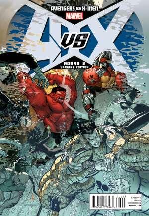 Avengers vs. X-Men (2012)#2F