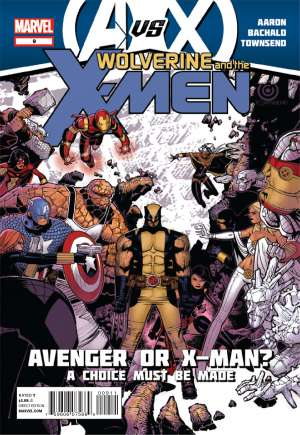 Wolverine and the X-Men (2011-2014) #9A