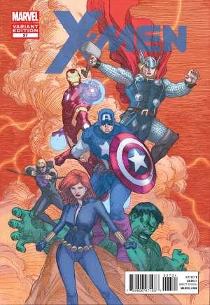 X-Men (2010-2013)#27B