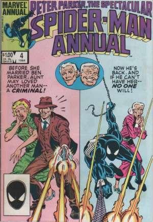 Spectacular Spider-Man (1976-1998)#Annual 4B