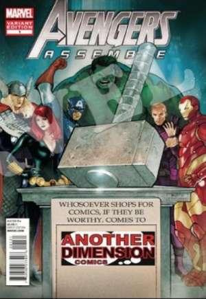 Avengers Assemble (2012-2014)#1HA