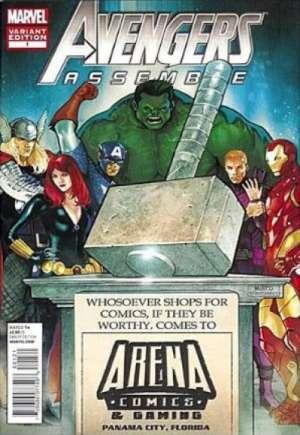 Avengers Assemble (2012-2014)#1HB