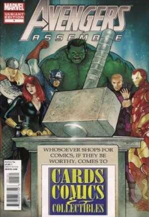 Avengers Assemble (2012-2014)#1HC