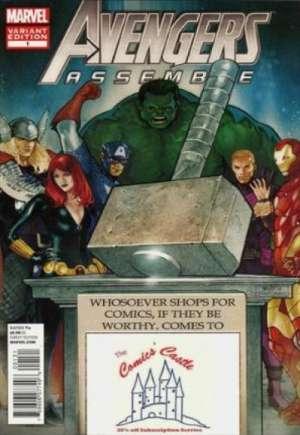 Avengers Assemble (2012-2014)#1HE