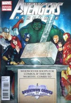 Avengers Assemble (2012-2014)#1HF