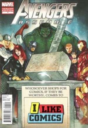 Avengers Assemble (2012-2014)#1HH