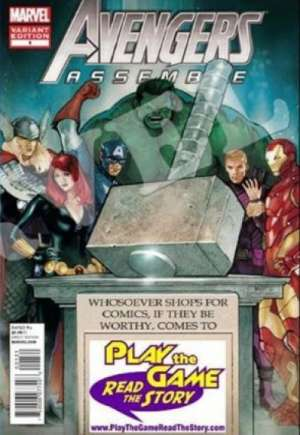 Avengers Assemble (2012-2014)#1HL
