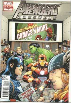 Avengers Assemble (2012-2014)#1GA