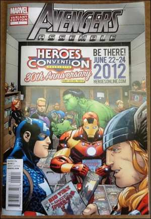 Avengers Assemble (2012-2014)#1GC