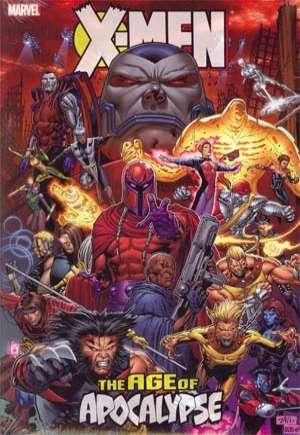 X-Men: Age of Apocalypse Omnibus#HCA