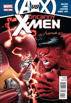 Uncanny X-Men (2011-2012)#11A