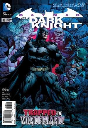 Batman: The Dark Knight (2011-2014)#8A