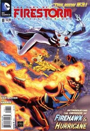 Fury of Firestorm: The Nuclear Men (2011-2013)#8