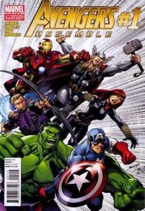 Avengers Assemble (2012-2014)#1J