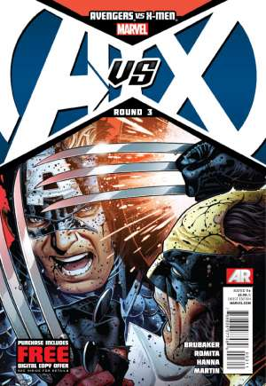 Avengers vs. X-Men (2012)#3A