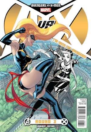 Avengers vs. X-Men (2012)#3B