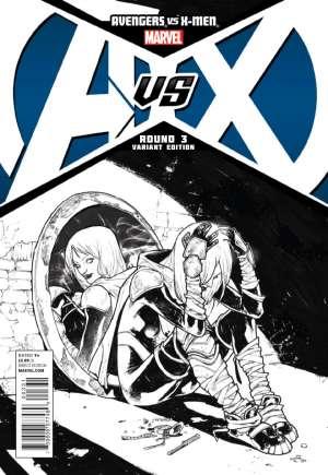 Avengers vs. X-Men (2012)#3F