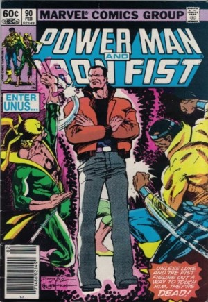 Power Man and Iron Fist (1978-1986) #90A
