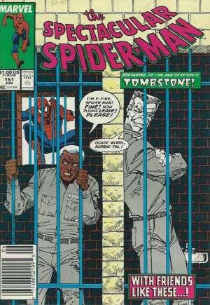 Spectacular Spider-Man (1976-1998)#151A