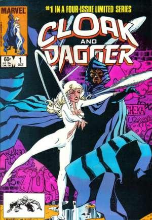 Cloak and Dagger (1983-1984)#1B