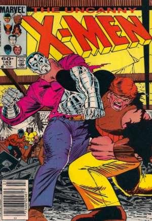 Uncanny X-Men (1963-2011)#183A