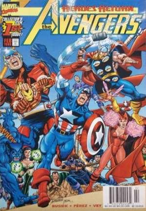 Avengers (1998-2004)#1A