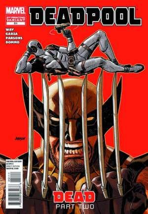 Deadpool (2008-2012)#51B
