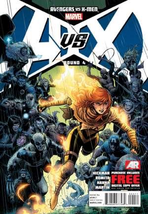 Avengers vs. X-Men (2012)#4A
