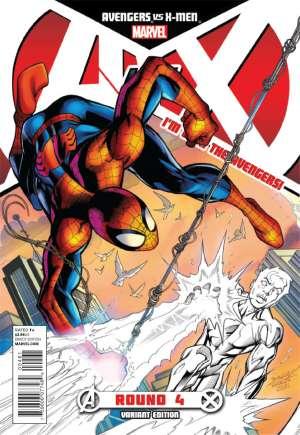 Avengers vs. X-Men (2012)#4B
