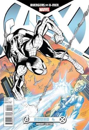 Avengers vs. X-Men (2012)#4C
