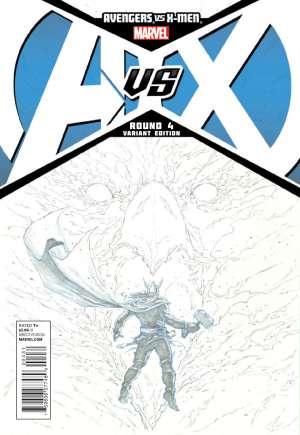 Avengers vs. X-Men (2012)#4F