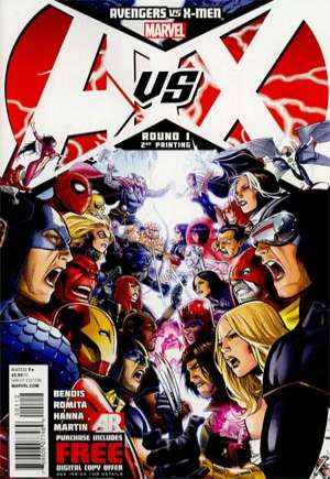 Avengers vs. X-Men (2012)#1P