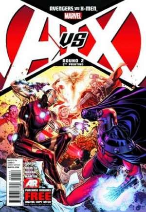 Avengers vs. X-Men (2012)#2H